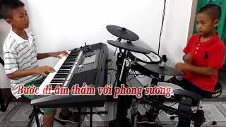 Sầu Lẻ Bóng 2 - Hòa Tấu có lời - Nhạc Sống PHONG BẢO