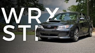 Mountain Drive: Car 3 - Subaru WRX STI