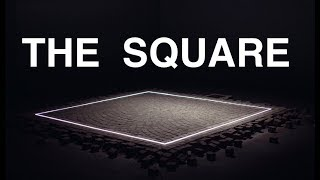 THE SQUARE recenzja Kinomaniaka !!