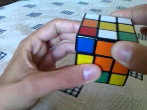 Como resolver el Cubo de Rubik Tutorial 1 4