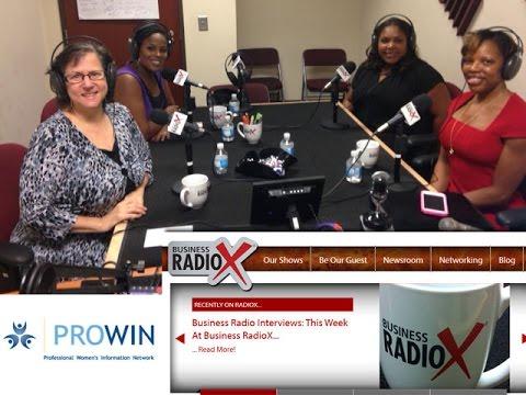 ProWIN on Atlanta Business Radio