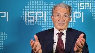 """Romano Prodi: """"L'Africa è il segno della contraddizione del mondo di oggi"""""""