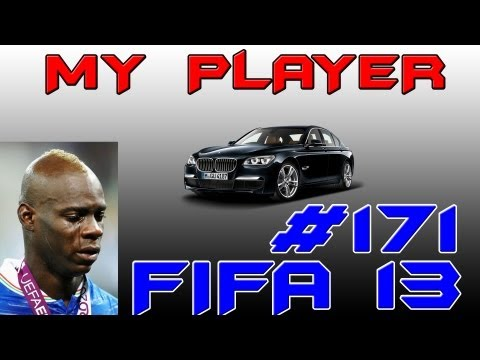FIFA 13 - My Player - 171 - Owned Balotelli