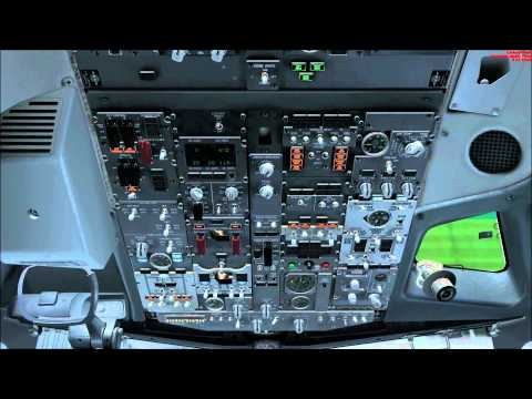 PMDG 737NGX Startup Review and Tutorial Part Three HD
