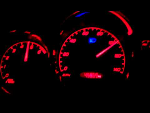 Pontiac G6 GT Top Speed!