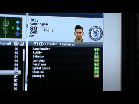 FIFA 13 - Player Potential - Eden Hazard - 97 (Career Mode)