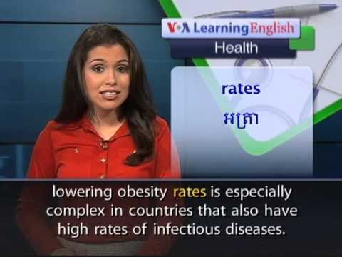 Obesity Rises Among Children in Developing Countries