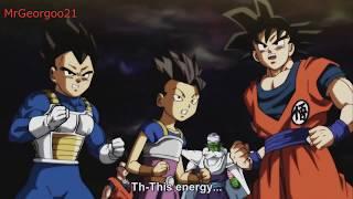 download lagu Goku Vegeta And Cabbba Scared Of Universe 11 Warriors gratis
