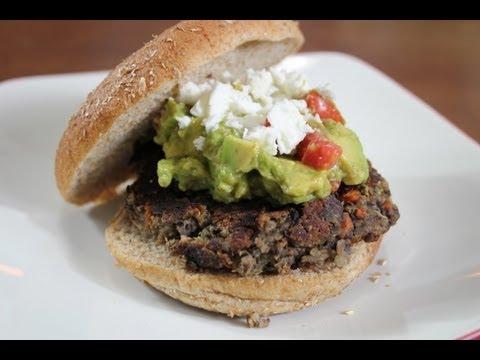 Black Bean and Quinoa Burger Recipe