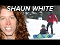 Olympic Snowboarder Surprises Kid Snowboarders