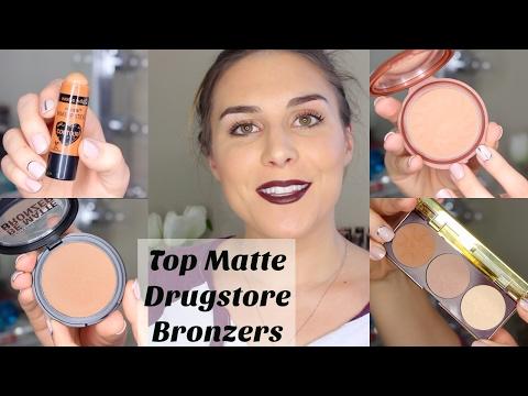 Best Matte Drugstore Bronzers   Bailey B.