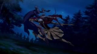 Amazing fan made anime of League of Legends