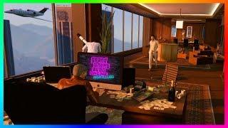 GTA Online Nightclub Update - Rockstar Hiding The Release Date, Secret DLC Branches & MORE! (GTA 5)