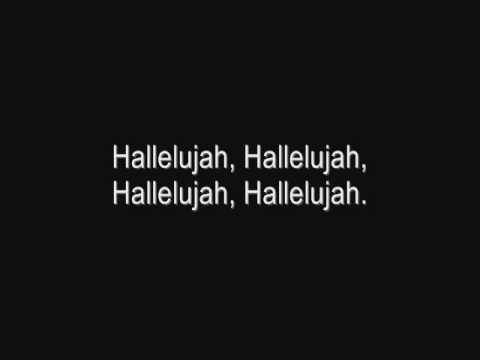 Hallelujah (Shrek) - deutsche Version - Chor