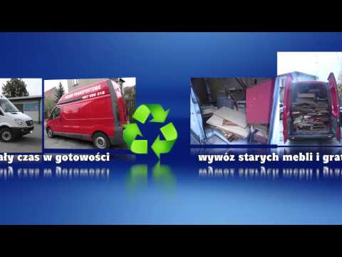Wywóz Mebli,gratów,opróżnianie Mieszkań,piwnic,strychów,garaży,utylizacja Mebli Wrocław