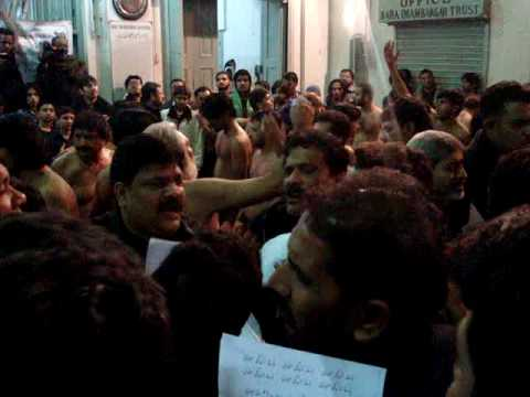 Shabab ul Momineen Nazim Party-  Qasim di Mehndi