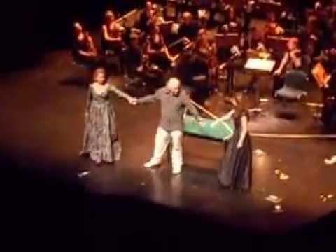 John Malkovich, Recklinghausen, Ruhr-Festspiele ...ending part : Infernal Comedy