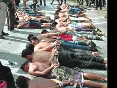 Pakistan Black Media Burma Muslims killings and Pakistan leaders .wmv