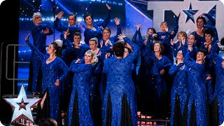 Will The Affinity Show Choir be in harmony with the Judges? | Britain's Got Talent 2015