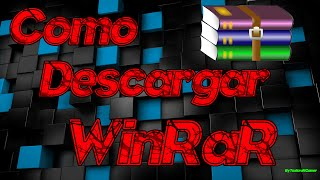 Como Descargar E Instalar WinRAR, By CLAUDIOJ17HD