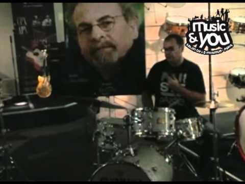 Yamaha vous présente la Cymbale Paiste Ride à Music&You !