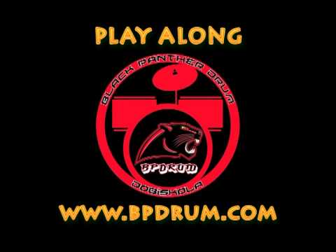 DRUM PLAY ALONG - FUNKY 2 (nodrum)