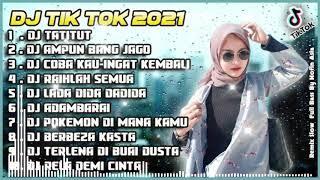 Cover Lagu - DJ TIK TOK TERBARU 2021 SLOW REMIX - DJ TATITUT AYU TINGTING VIRAL FULL BASS 2021