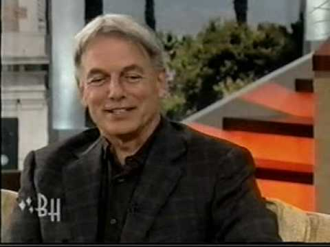 Mark Harmon-Bonnie Hunt FULL interview pt 1