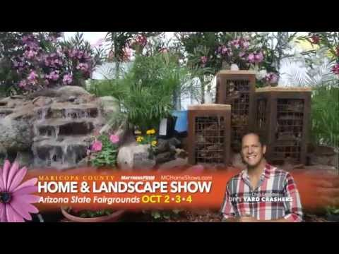 Maricopa Fall Home and Landscape Show October 2-4