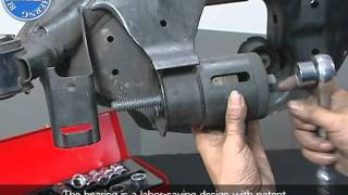 H.C.B-A1153 BMW (E46/E85) REAR SUSPENSION DIFFERENTIAL BUSH EXTRACTOR/ INSTALLER USA PAT