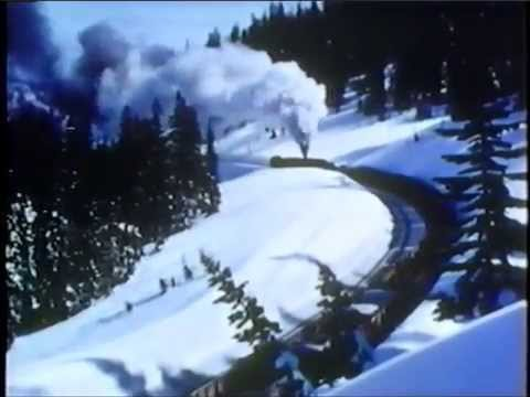 """Snow on the Run""  Southern Pacific documentary"