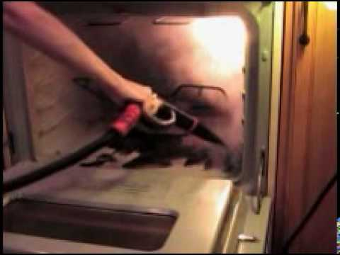 Steam Cleaning Oven with Vapor Clean TR5