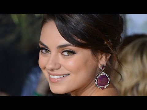 Mila Kunis Flaunts Her Growing Baby Bump -- See the Pics!