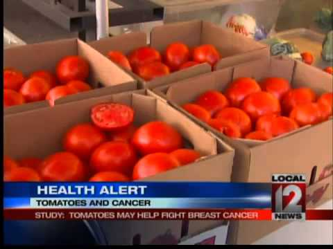 Health Alert: Tomatoes and Cancer