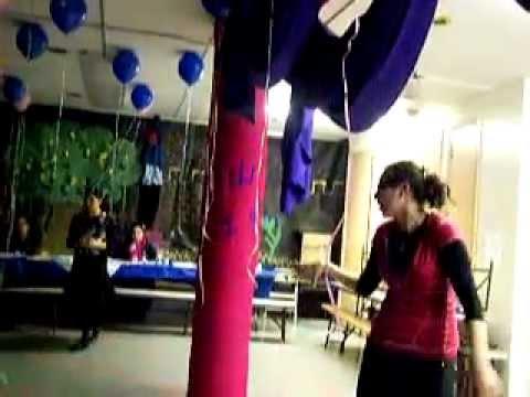 Nefesh Academy Production: Chanukah Rap by Tova Shaakova - 04/19/2012