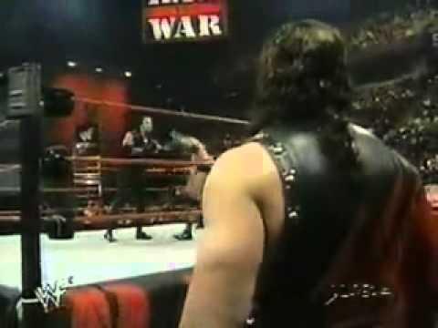 The Rock Vs The Undertaker video