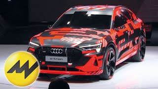 Das sind die neuen Audi Modelle in 2019 & 2020 |Motorvision