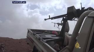 الحوثيون يسيطرون على قاعدة العند الجوية في لحج