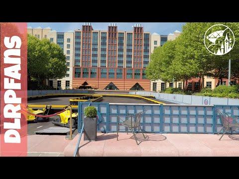 Hotel New York Tour 2018 at Disneyland Paris