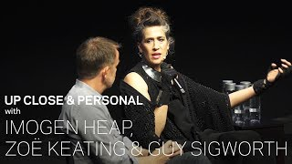Imogen Heap & More Talk Music Makers' Future In Technology-Driven World