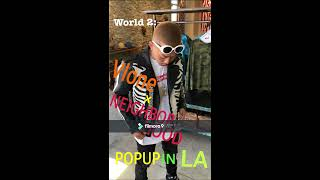 World 2: Vlone x NEIGHBORHOOD pop up in LA