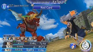 The Era Of Ice - Celes Event Lv.70 Co-op [Solo] ( DFFOO GL )
