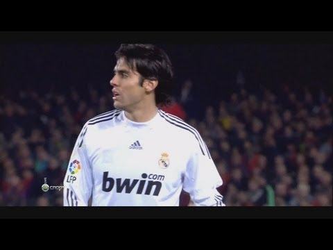 Ricardo Kaká Vs Fc Barcelona (a) 09-10 Hd 720p By Yanz7x video