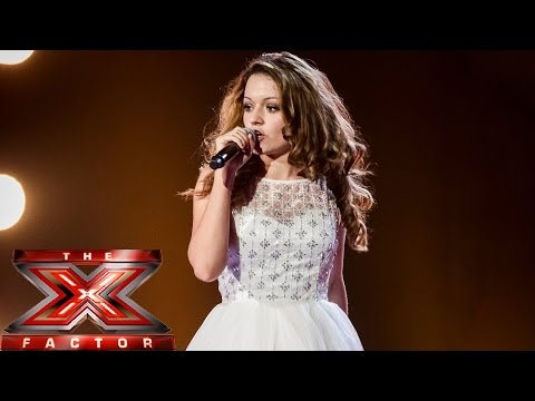 Emily Middlemas sings Ellie Goulding's Anything Could Happen | Boot Camp | The X Factor UK 2014