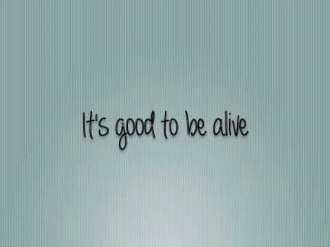 Skillet - Good To Be Alive