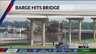 UPDATE: Highway 59 Bridge Reopens After Accident (Fox 24)