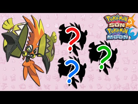 FOUR NEW LEGENDARY POKEMON?! Pokemon Sun and Moon News & Speculation