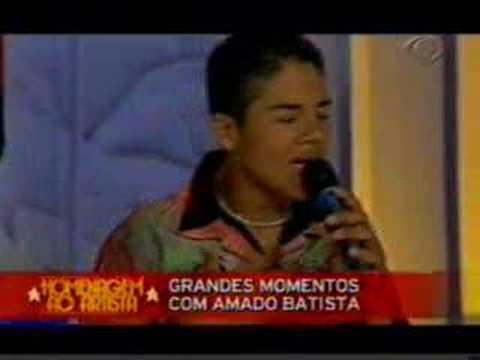 Os melhores momentos de Amado Batista no Raul Gil