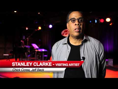 Ampeg Bass Day At MI Feat. Stanley Clarke and Dino Monoxelos