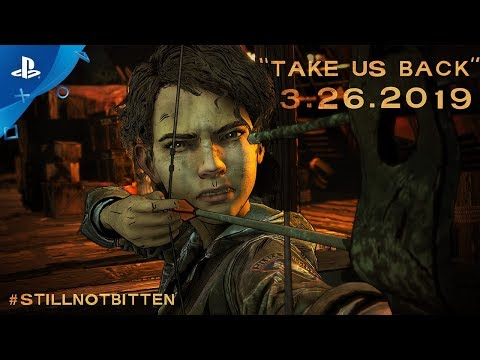 "The Walking Dead: Final Season - ""Take Us Back"" Ep. 4  | PS4"